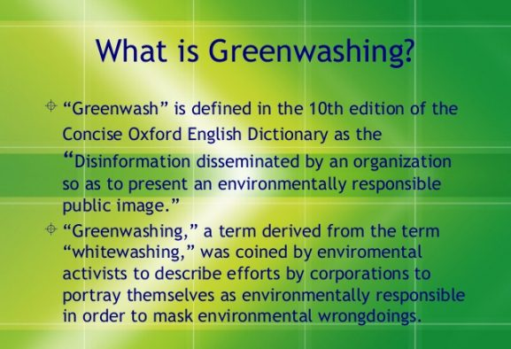 Florida Real Estate News -  Homebuyers should be on the lookout for 'greenwashing'